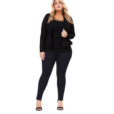 TORRID / Bombshell Skinny / джинсы большого размера черно синие