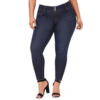 TORRID / коллекция JEGGINGS / джинсы женские большого размера серо синие