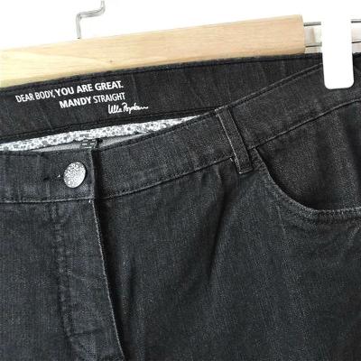 ULLA POPKEN /  Женские джинсы для полных женщин и девушек