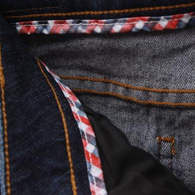 JOHN BANER / Женские прямые джинсы стрейч большого размера