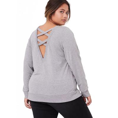TORRID / Спортивный свитшот больших размеров для женщин и девушек