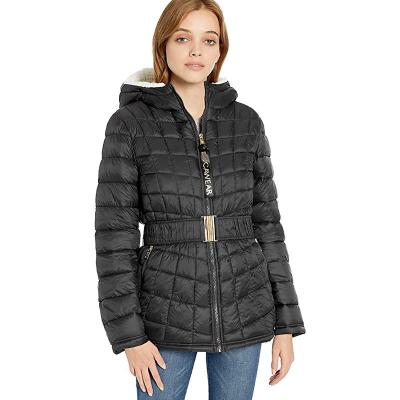 Rocawear /  Стеганая куртка пуховик с подкладкой из искусственного меха