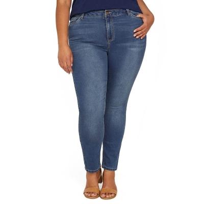 CATHERINES / Джинсы для полных женщин очень большого размера