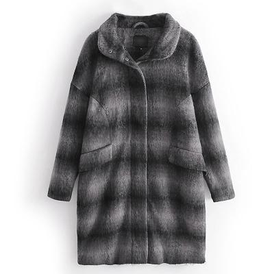 Maurices / Женское стильное пальто кокон большого размера