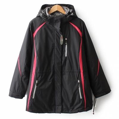 Below Zero / Куртка женская спортивная 3 в 1 большого размера
