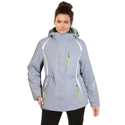 Below Zero / Лыжная куртка 3 в 1 для полных женщин и девушек