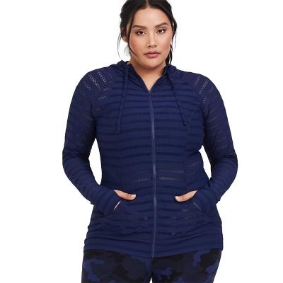 TORRID / Защитная спортивная куртка большого размера для женщин